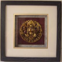 437-1  Falikép -Buddha-