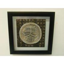 481-2 Falikép Ó Kínai írás