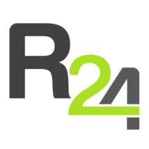 Bambusz kaspó sárga