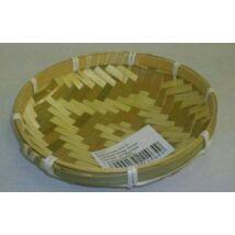 8-A-37  Bambusz kosár PILLE 15 mintás