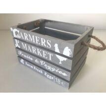 60-22/S Faláda szürke-FARMERS MARKET