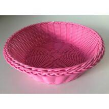 70-M-10/PINK Kenyeres kosár pink