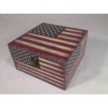 11-63/L   Doboz kocka amerikai