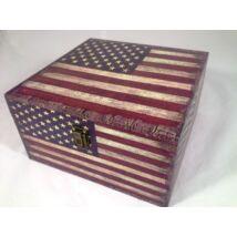 11-63/XL   Doboz kocka amerikai