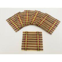 35-MINI/02  Bambusz poháralátét