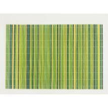 35-111/Zöld  Bambusz alátét zöld