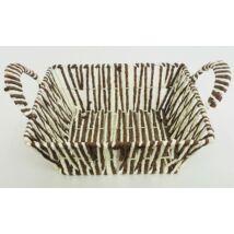 70-34 Kenyeres kosár kocka füles