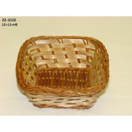 Bambusz kosárka