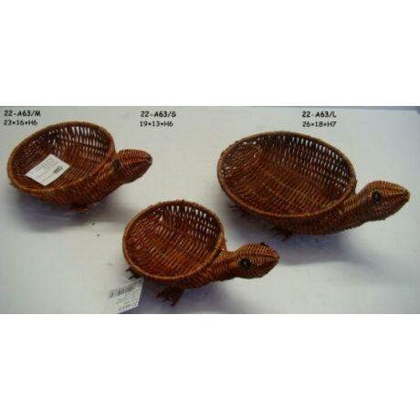 Vessző teknős
