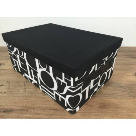 Textil doboz