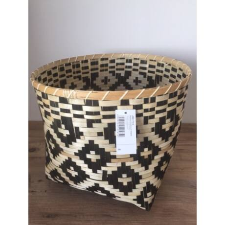 Bambusz tároló kosár NORVÉG