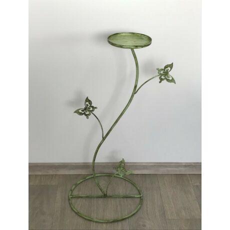 Virágtartó állvány zöld