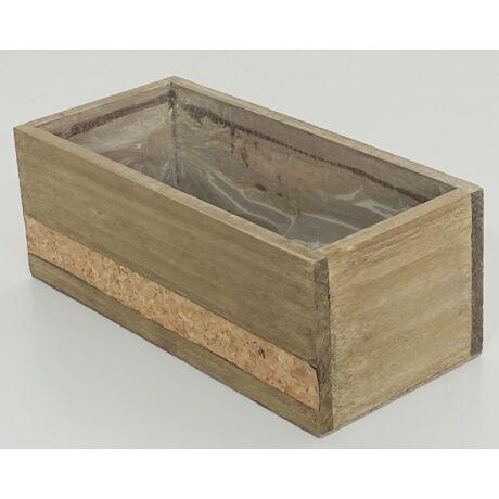Kaspó fából wood